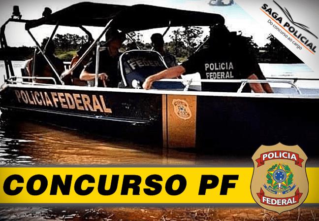 TUDO SOBRE O CONCURSO PF