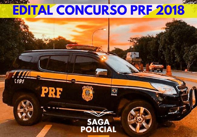 EDITAL CONCURSO PRF