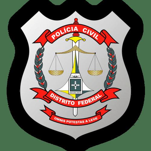 pcdf logo saga policial