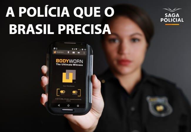A Polícia que o Brasil precisa