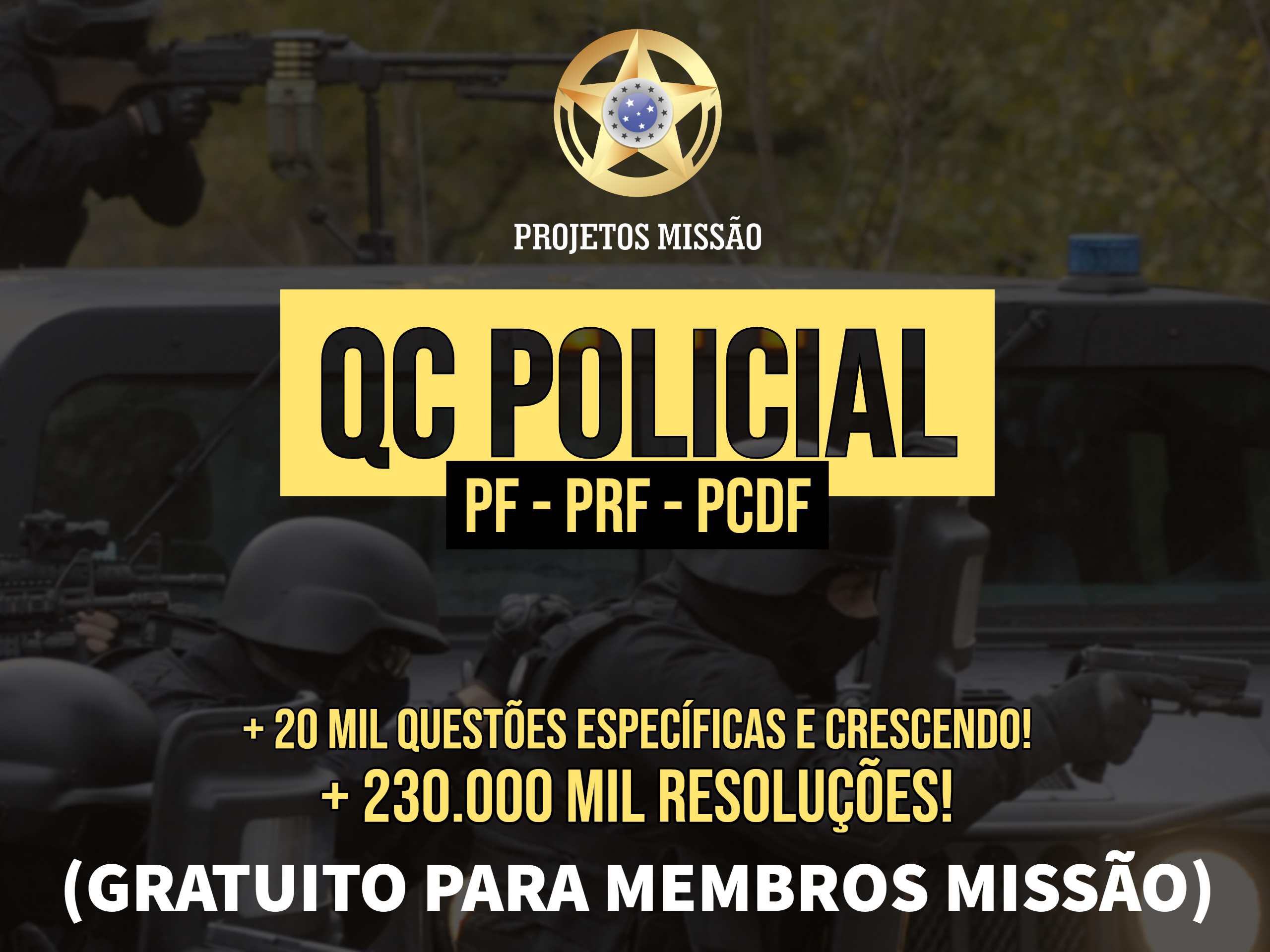 QC POLICIAL newsletter