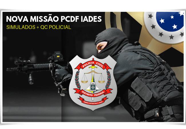 NOVA MISSÃO PCDF IADES V4