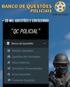 qc policial prf