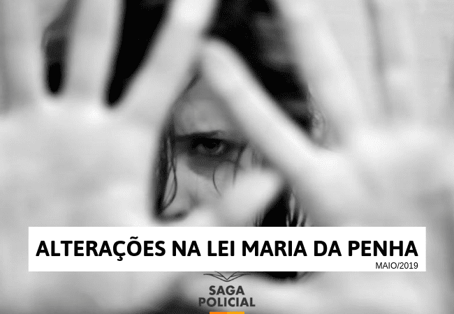 ALTERAÇÕES NA LEI MARIA DA PENHA