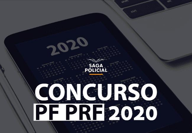 CONCURSO PF PRF 2020