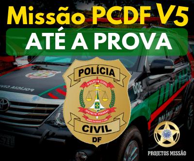 MISSAO PCDF V5 RODAPE ATE A PROVA
