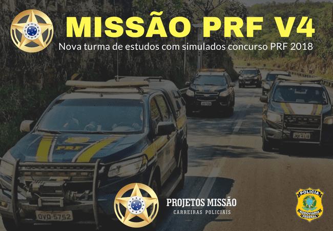 MISSÃO PRF V4 novamente