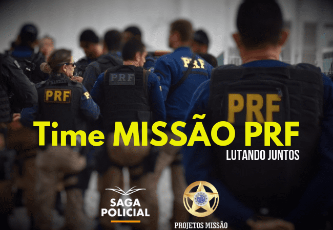 Time MISSÃO PRF (1)