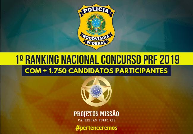 RANKING NACIONAL CONCURSO PRF 2019 (2)