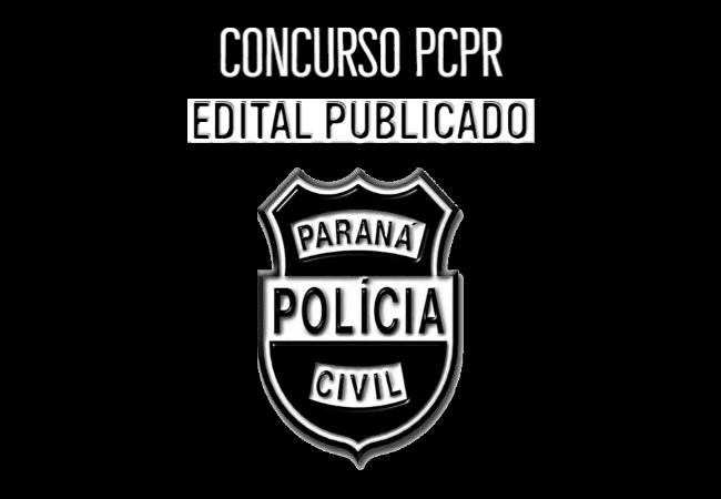 saga policial edital pcpr